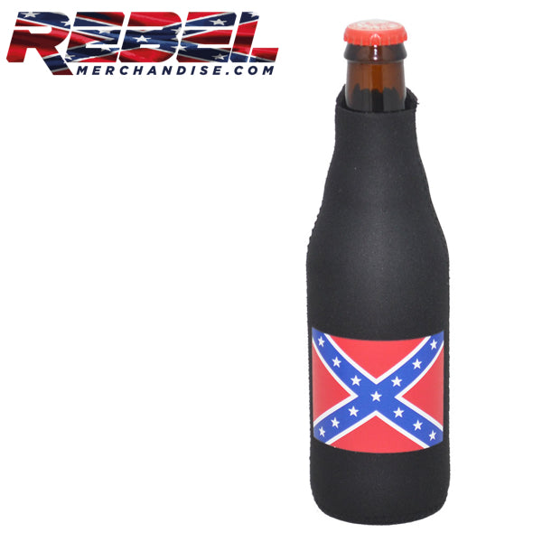 Rebel Zipper Bottle Cooler