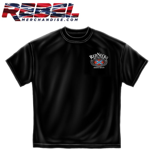 Redneck Rules T-shirt