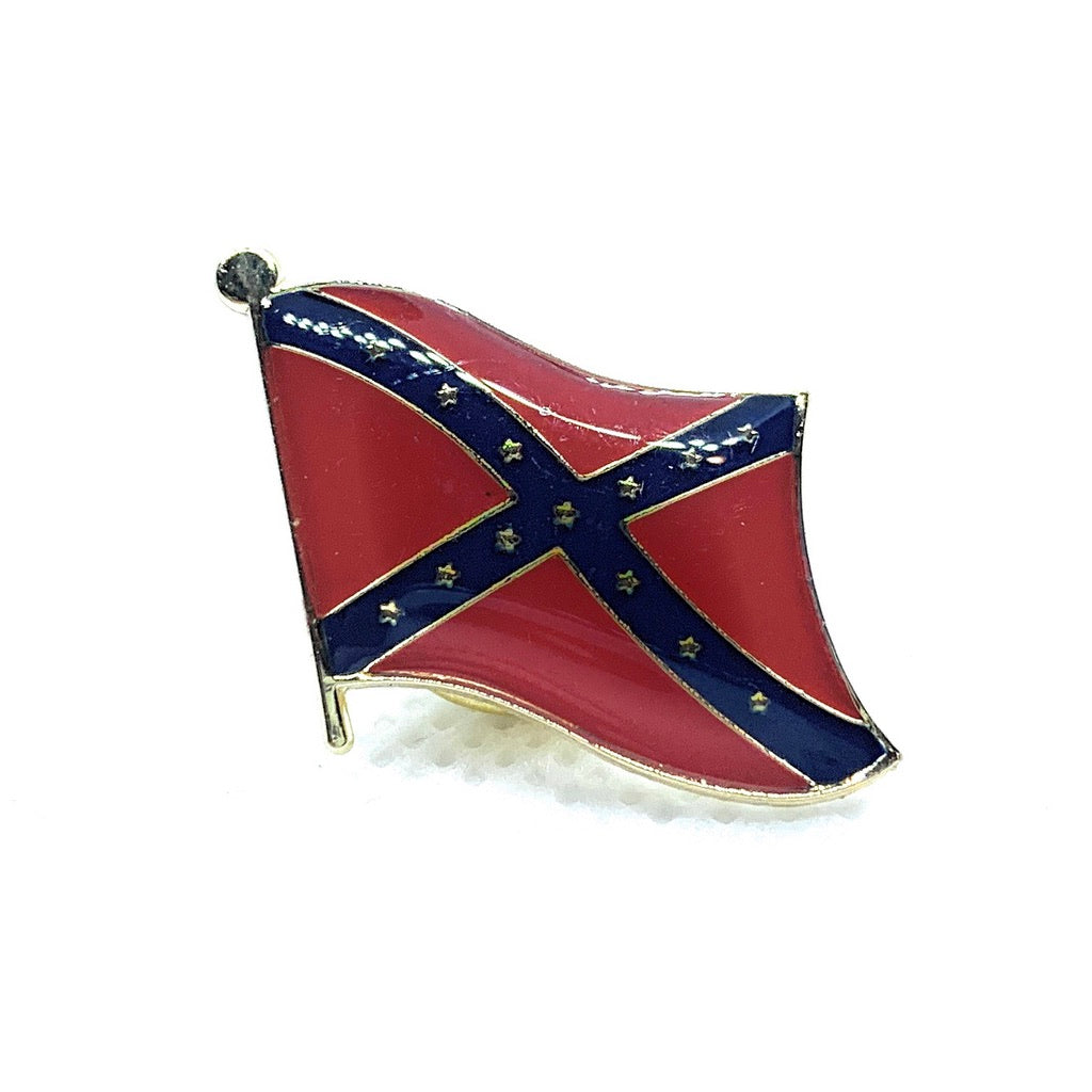 ZZZ 'Confederate Flag' Pin