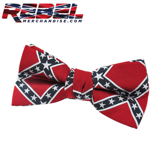 Rebel Flag Bowtie