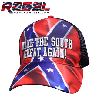 Make The South Great Again - Cap