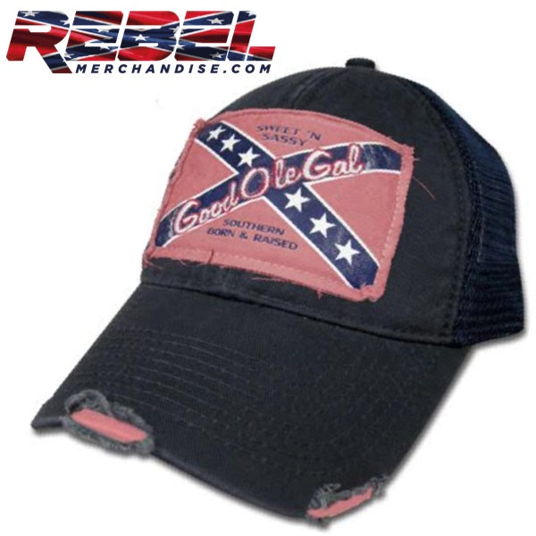 Sweet & Sassy Rebel Hat