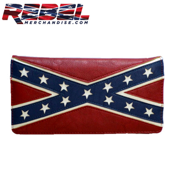 rebel checkbook wallet