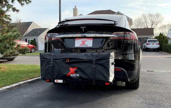 X-Lite for Tesla Model X (available in black/black and white/black black/silver)