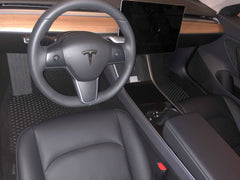 model 3 all weather floor mats