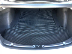 model 3 all weather floor mats trunk