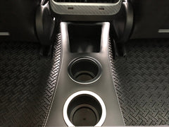 EVAMPED Model 3 Rear Center Console/Cup Holder
