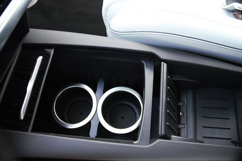 Tesla Center Console Insert (TCCI-2)