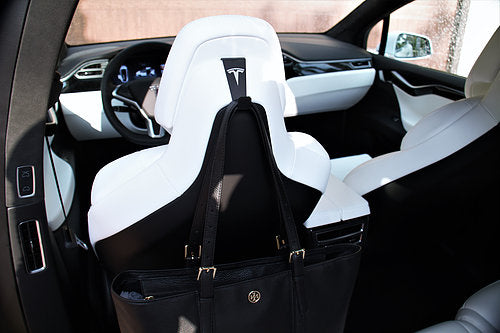 EVampedup Tesla Model S Coat Hooks for Model X or X in S Seats w/ Adjustable HeadrestEVampedupEV Tuning