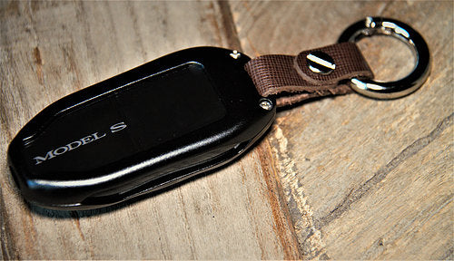 Model S - Structural Aluminum Key Fob Case