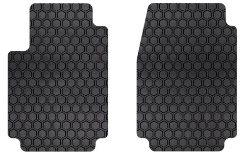 Tesla Model S Floor Mats HexoMat All-Weather for 2012-2018