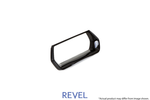 Revel GT Dry Carbon Dash Cluster Inner Cover Tesla Model S
