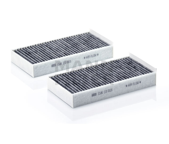 MANN Cabin Air Filter Set for BMW i3MANN FilterEV Tuning