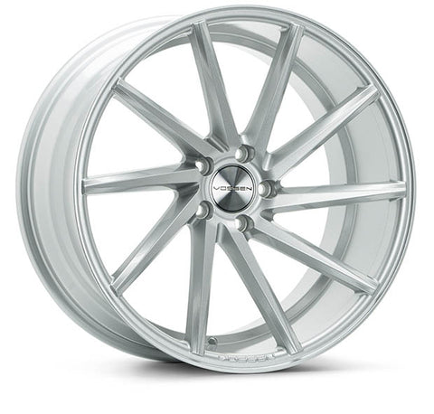 "19""/20""/22"" Vossen CVT Monoblock Wheels for Tesla Model X Silver"