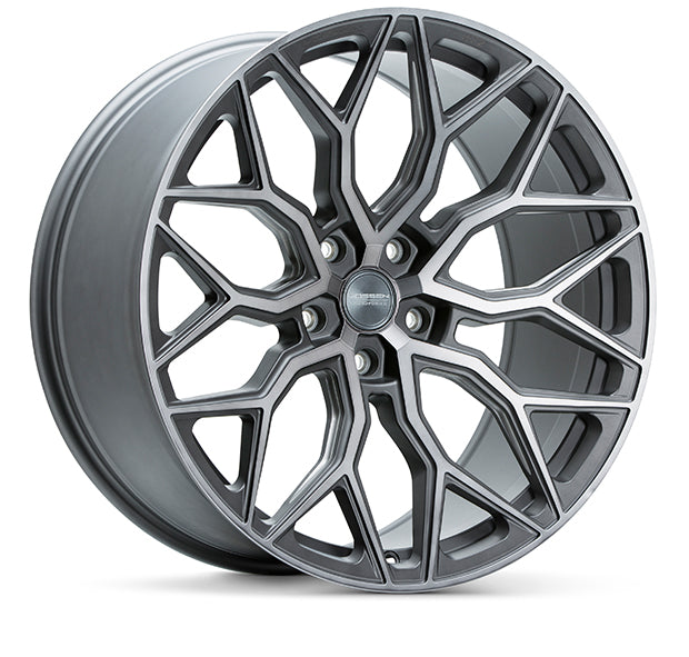 "19""/20"" Vossen HF-2 Flow Formed Wheels for Tesla Model 3Vossen WheelsEV Tuning"