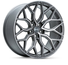"19""/20""/21""/22"" Vossen HF-2 Flow Formed Wheels for Tesla Model XVossen WheelsEV Tuning"
