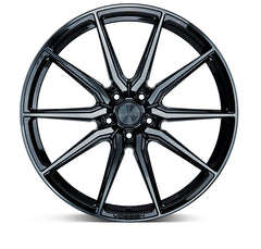 "19""/20""/21""/22"" Vossen HF-3 Flow Formed Wheels for Tesla Model XVossen WheelsEV Tuning"