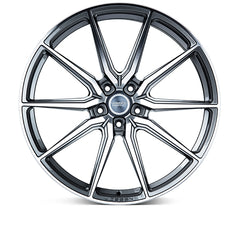 "19""/20"" Vossen HF-3 Flow Formed Wheels for Tesla Model 3Vossen WheelsEV Tuning"