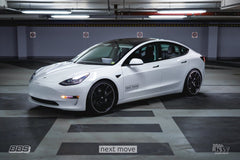 KW V3 Coilover Kit for Tesla Model 3 AWDKW SuspensionEV Tuning