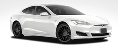 "Tesla Model S 19"" Winter Wheel and Tire Packages TSW Luco Installed"