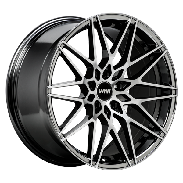 VMR Wheel V801 19 x 9.5 Mercury Black Metallic