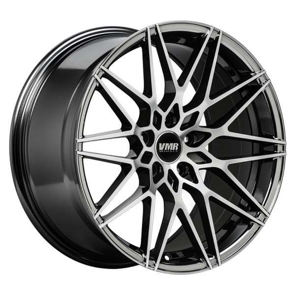 "VMR V801 Tesla Model 3 19"" Wheel/Tire Square Set"