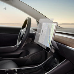 Screen Protector for the Tesla Model  3Abstract OceanEV Tuning