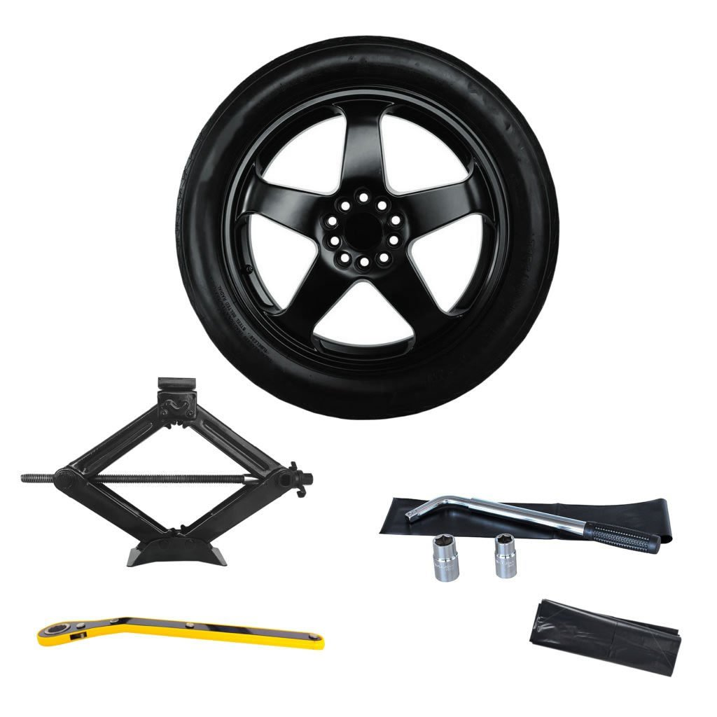 2012-2018 Tesla Model S Spare Tire Complete Kit
