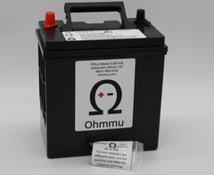 Ohmmu 12v Lithium Battery for Tesla Model 3OhmmuEV Tuning