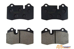 RB Brake Pad Set (XT910) for Tesla 2017+ Model S or Model X Rear (w/o E Parking Brake)RB Performance BrakesEV Tuning