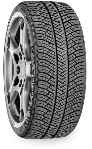 Michelin Pilot Alpin PA4 N-SPEC 235/35/20 Model 3 Snow TireTiresEV Tuning