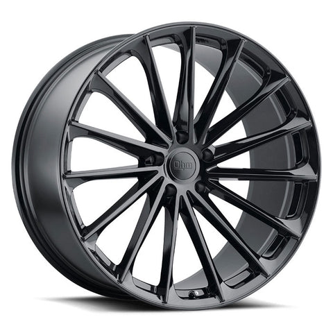 "TSW Ohm Proton 22"" Staggered Wheel/Tire set for Model XTSWEV Tuning"
