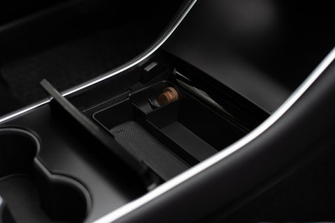 Tesla Model 3 Center Console Organizer TrayEV TuningEV Tuning
