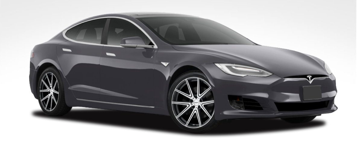 "Tesla Model S 19"" Winter Wheel and Tire PackagesTSWEV Tuning"