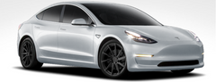 "TSW Watkins 20"" Staggered Wheel/Tire Set Tesla Model 3TSWEV Tuning"