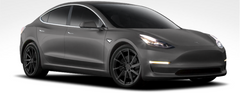 "TSW Watkins 19"" Wheel/Tire Set Tesla Model 3TSWEV Tuning"
