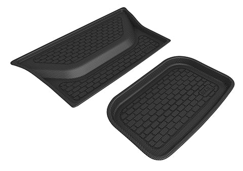 3D MAXpider 2020 Tesla Model Y Kagu Cargo Liner - Lower - Black