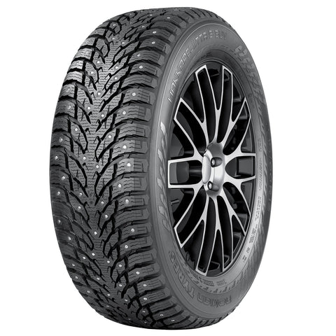 235/40R19 Nokian Hakkapeliitta 9 Studded Tires 96T XL for Tesla Model 3NokianEV Tuning