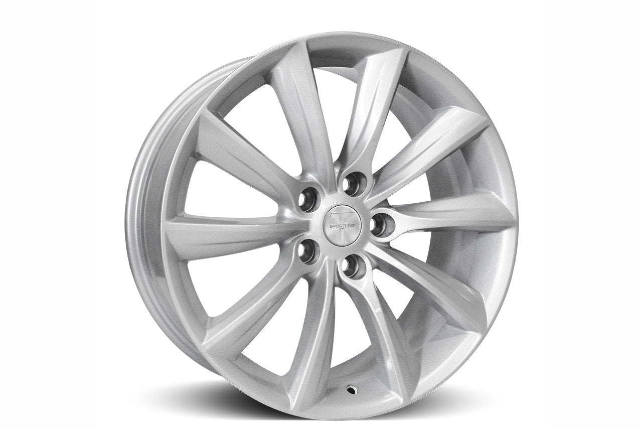 "20"" TST Tesla Wheel (Single/Spare) - Model X"
