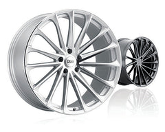 "TSW Ohm Proton 20"" Staggered Wheel/Tire set for Model XTSWEV Tuning"