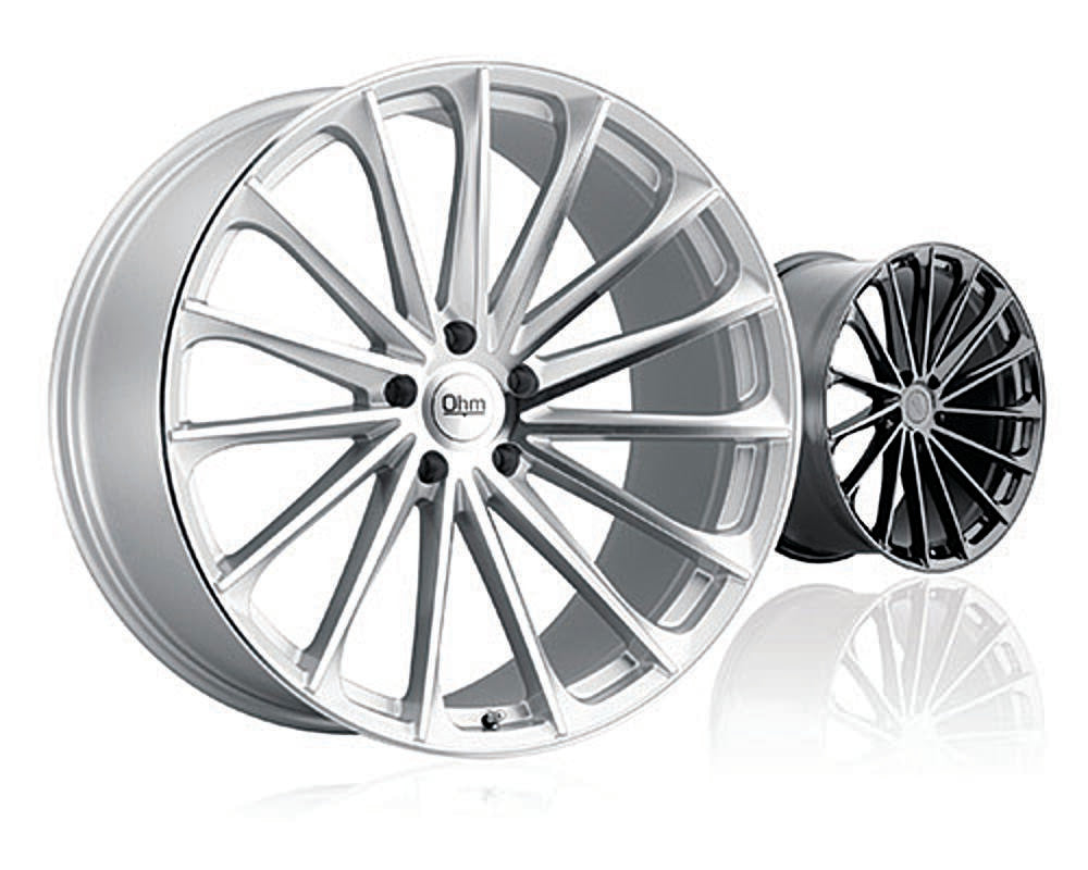 "TSW Ohm Proton 20"" Wheel/Tire set for Model STSWEV Tuning"
