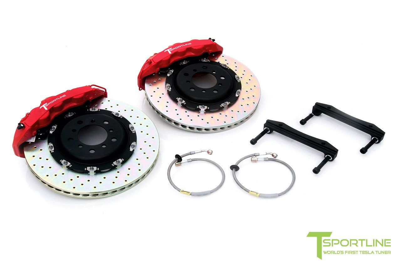 Tesla Model S Performance Brake Kit
