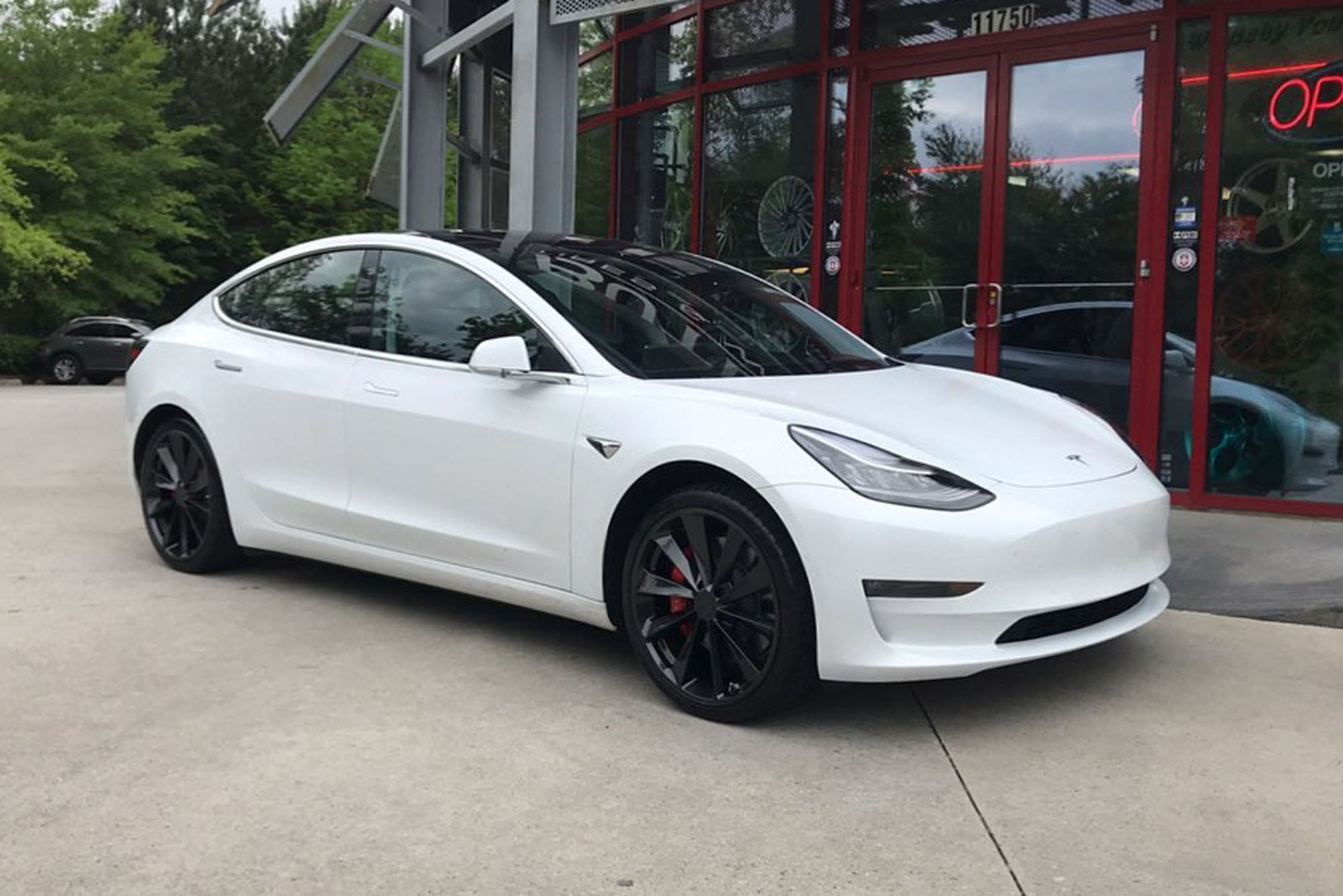 "TSW Aileron 20""/21"" Wheels for Tesla Model 3TSWEV Tuning"