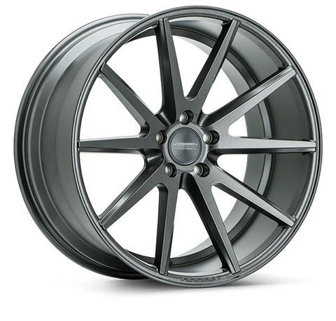 "19""/20""/21""/22"" Vossen VFS-1 Flow Formed Wheels for Tesla Model X Graphite"