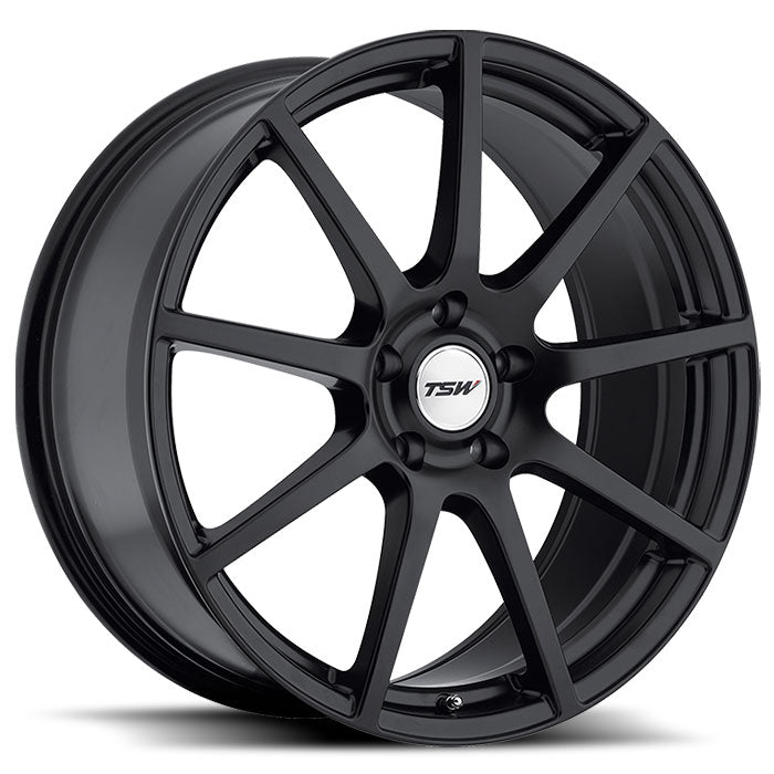 "TSW Interlagos 19"" Wheel/Tire Set Tesla Model 3TSWEV Tuning"