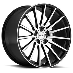 "TSW Chicane 19"" Wheel/Tire Set Tesla Model 3TSWEV Tuning"