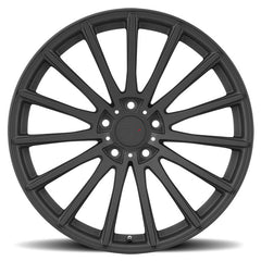"TSW Chicane 18"" Staggered Wheel/Tire Set Tesla Model 3TSWEV Tuning"
