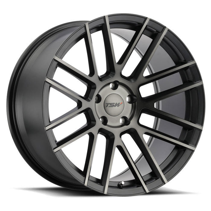 "Model 3 19"" Winter Wheel and Tire Packages w/ or w/o Performance BrakesTSWEV Tuning"
