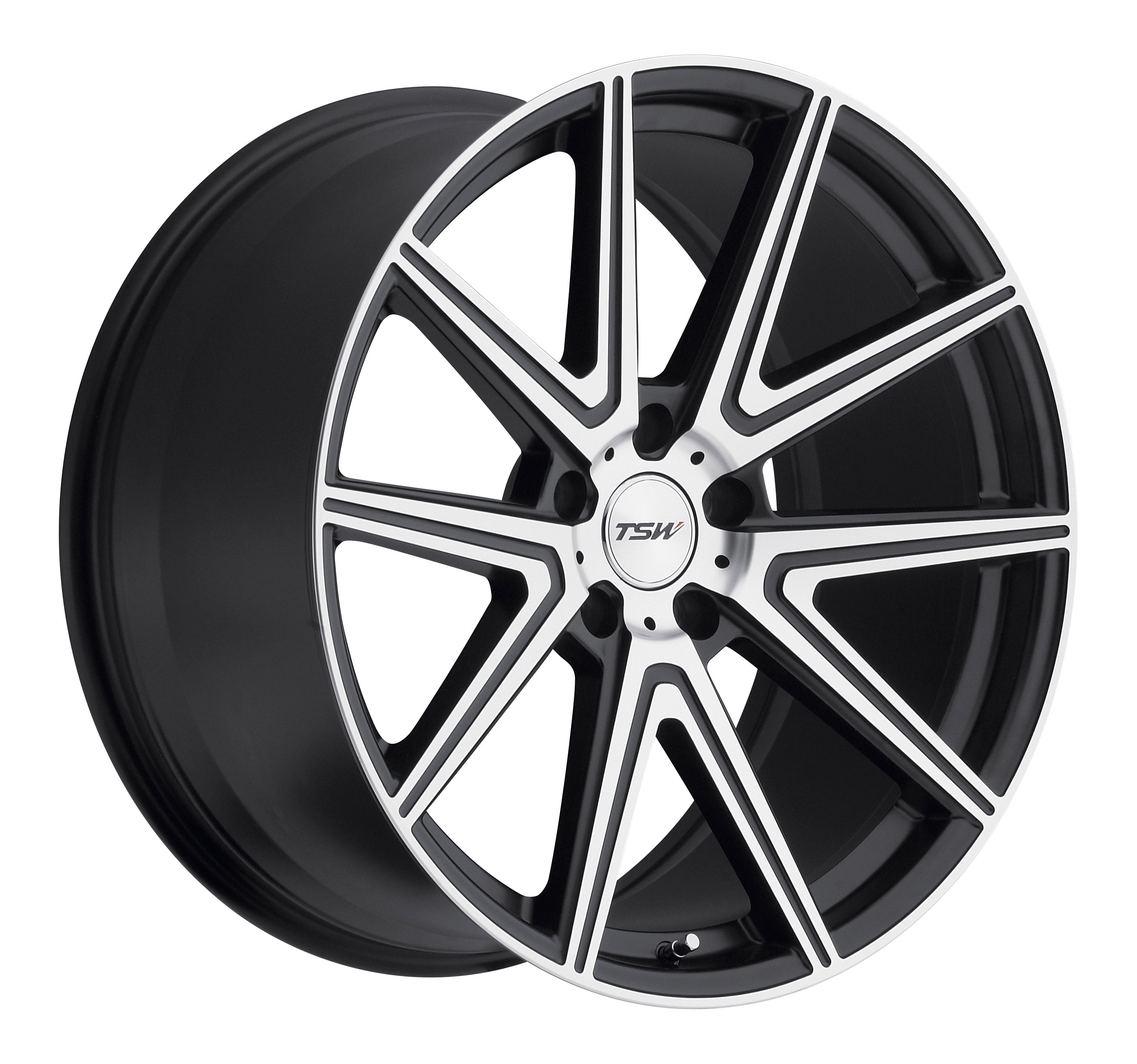 "Tesla Model S 19"" Winter Wheel and Tire Packages TSW Rouge"