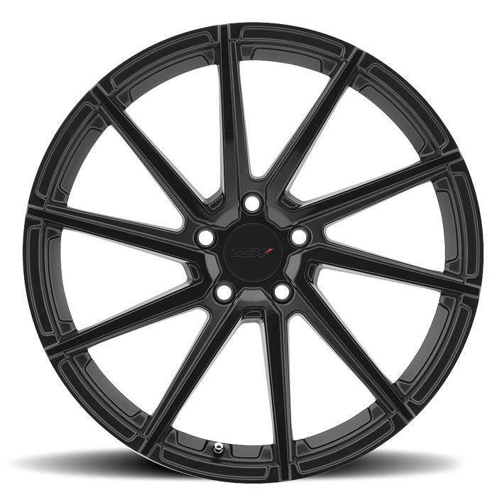 "TSW Watkins 18"" Wheel/Tire Square Set Tesla Model 3TSWEV Tuning"